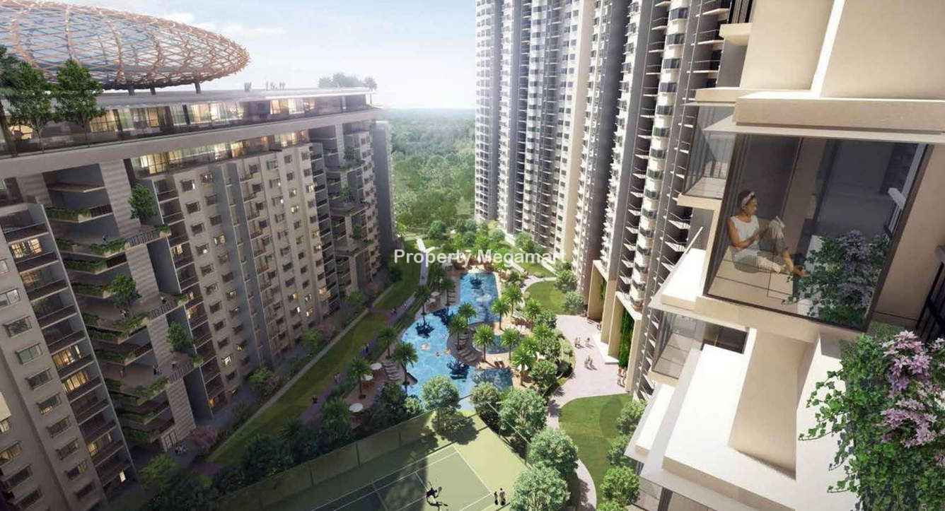 Bhartiya Nikoo Homes 2