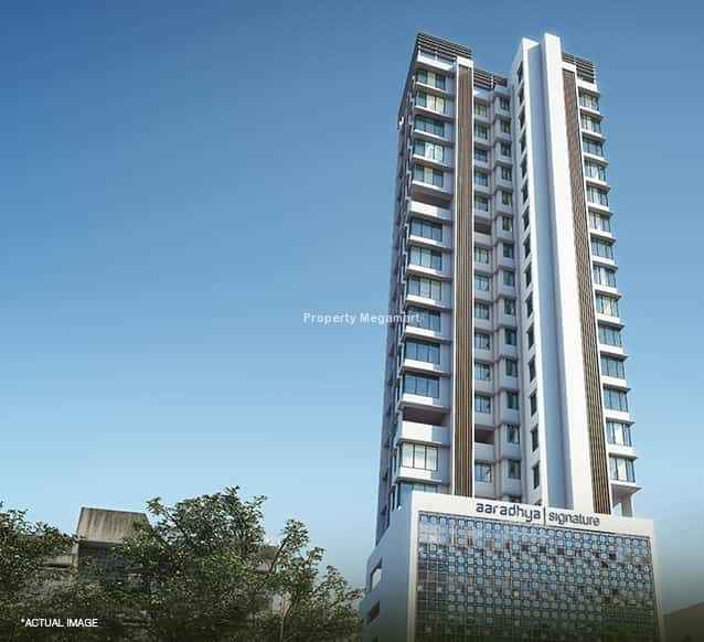Man Aaradhya Signature in Sion by Man Infra Group | Property