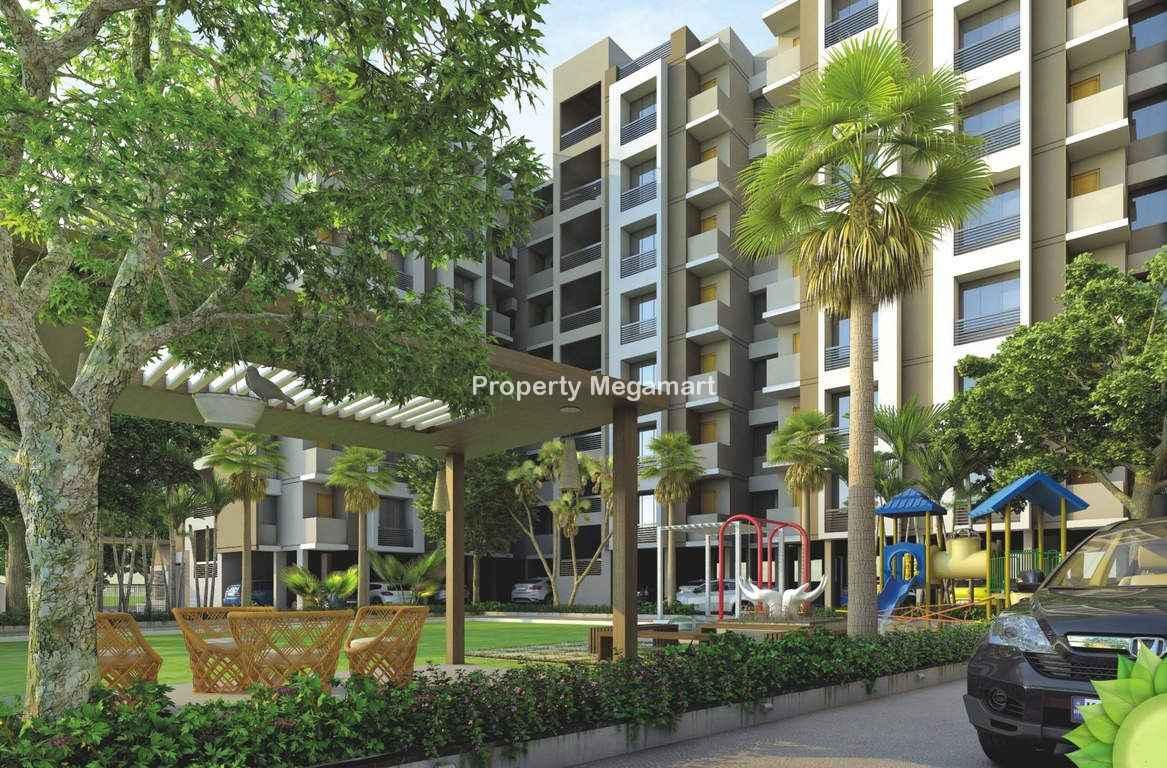 Shri Managalmurti Developers Jagdamba Homes