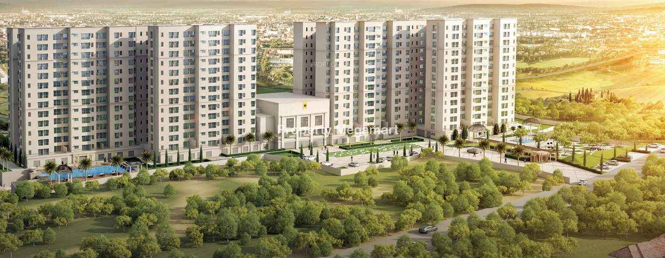 Sobha Valley View Social