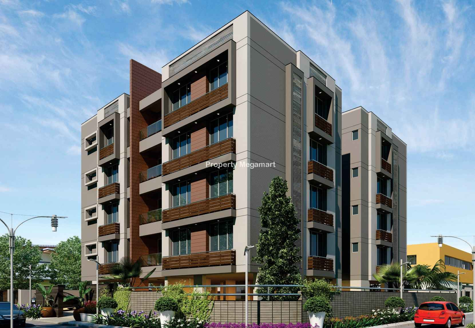 Suvidha Projects Eternity