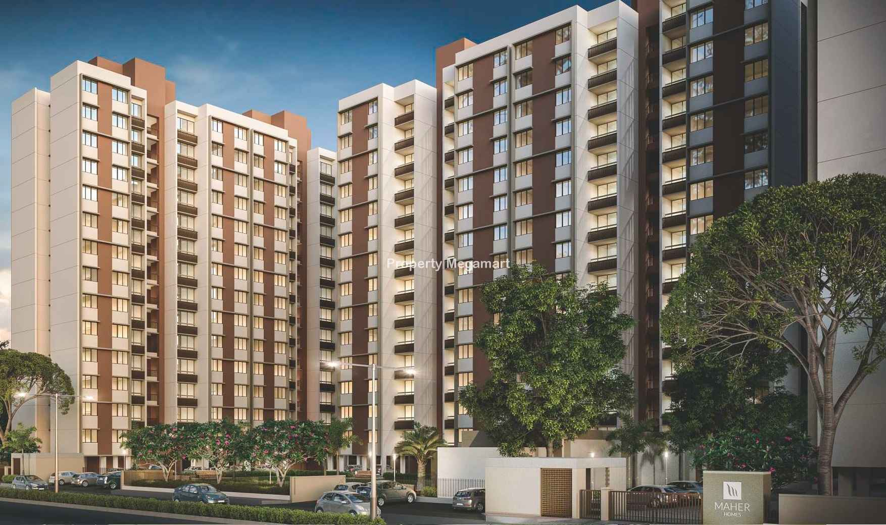Vishwanath Group Maher Homes