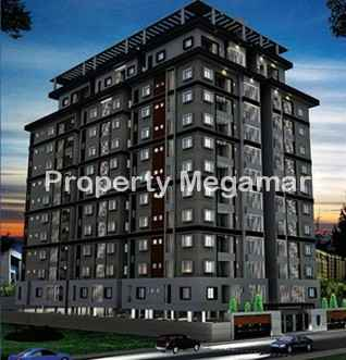 Balaji Luv Kush Apartment