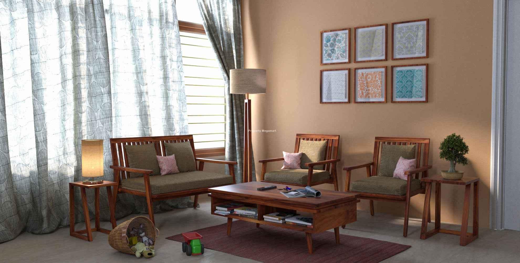 Mainstay Vaishnav Apartment