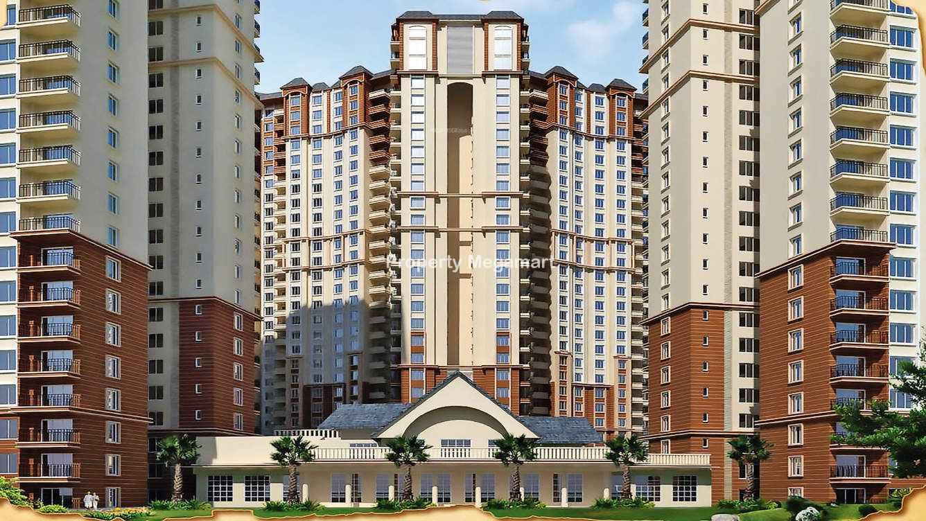 Prestige Lakeside Habitat Apartments