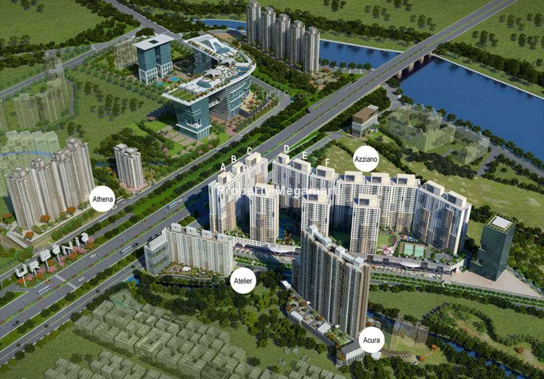 Rustomjee Urbania Atelier